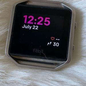 fitbit Accessories - Fitbit blaze fitness tracker watch